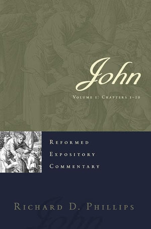 9781596381803-REC John (2 Volume Set)-Phillips, Richard D.