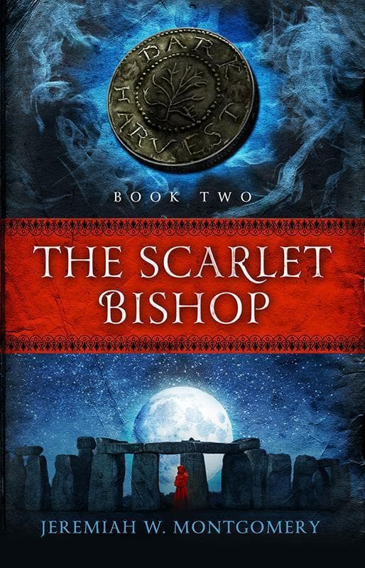 9781596381889-Scarlet Bishop, The: The Dark Harvest Book 2-Montgomery, Jeremiah W.