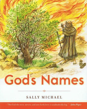 9781596382190-God's Names-Michael, Sally