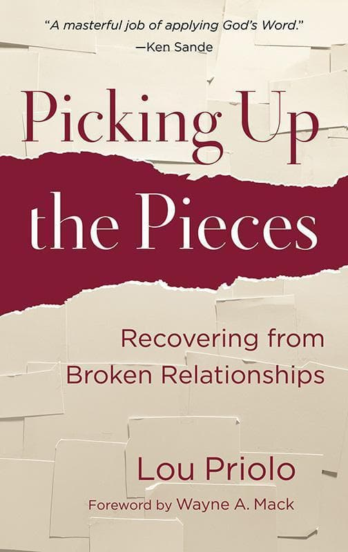 9781596383807-Picking Up the Pieces: Recovering from Broken Relationships-Priolo, Lou