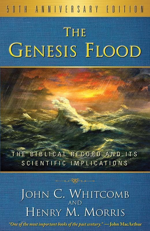 9781596383951-Genesis Flood, 50th Anniversary Edition, The: The Biblical Record and its Scientific Implications-Whitcomb, John C.; Morris, Henry M.