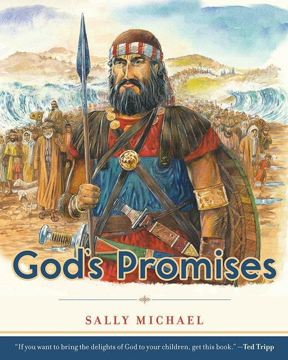 9781596384323-God's Promises-Michael, Sally