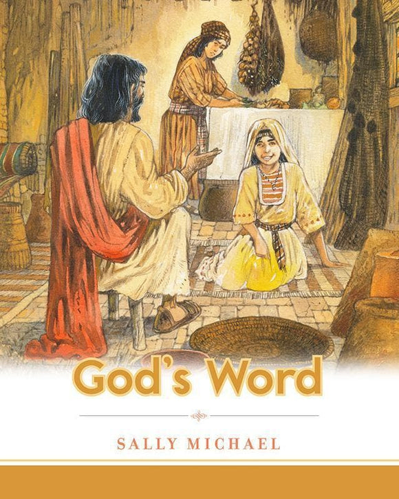 9781596388598-God's Word-Michael, Sally