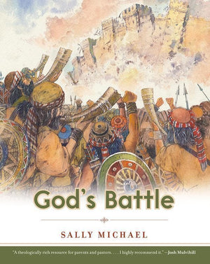 9781596388659-God's Battle-Michael, Sally
