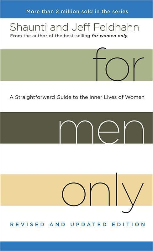 9781601424457-For Men Only: A Straightforward Guide to the Inner Lives of Women (Revised & Updated Edition)-Feldhahn, Shaunti; Feldhahn Jeff