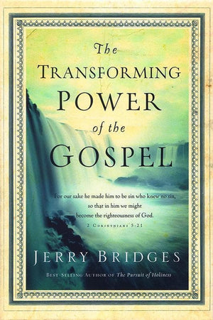 9781617479229-Transforming Power of the Gospel, The-Bridges, Jerry
