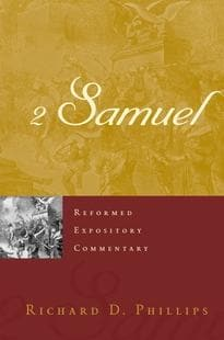 REC 2 Samuel by Phillips, Richard D. (9781629954585) Reformers Bookshop
