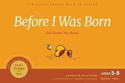 Before I Was Born: God Knew My Name by Jones, Stan; Jones, Brenna (9781641581455) Reformers Bookshop