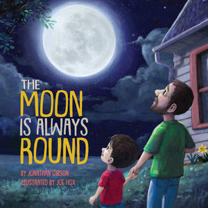 The Moon Is Always Round by Gibson, Jonathan (9781645070276) Reformers Bookshop