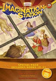 Imagination Station Books 3-Pack: Light in the Lions' Den / Inferno in Tokyo / Madman in Manhattan