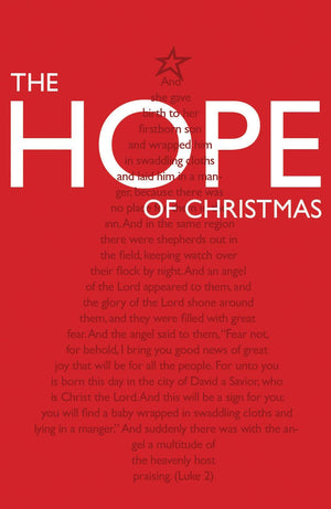 The Hope of Christmas 25-pack by (9781682161173) Reformers Bookshop