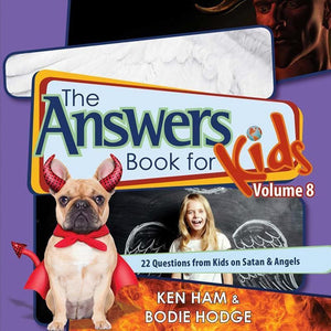 9781683440673-Answers Book for Kids Volume 1: 22 Questions from Kids on Satan and Angels-Ham, Ken; Hodge, Bodie