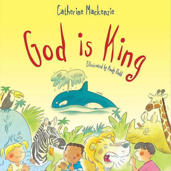 9781781911334-God Is King-Mackenzie, Catherine