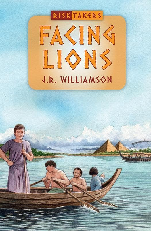 9781781911532-Risktakers: Facing the Lions-Williamson, J.R. and Freedman, R.M.