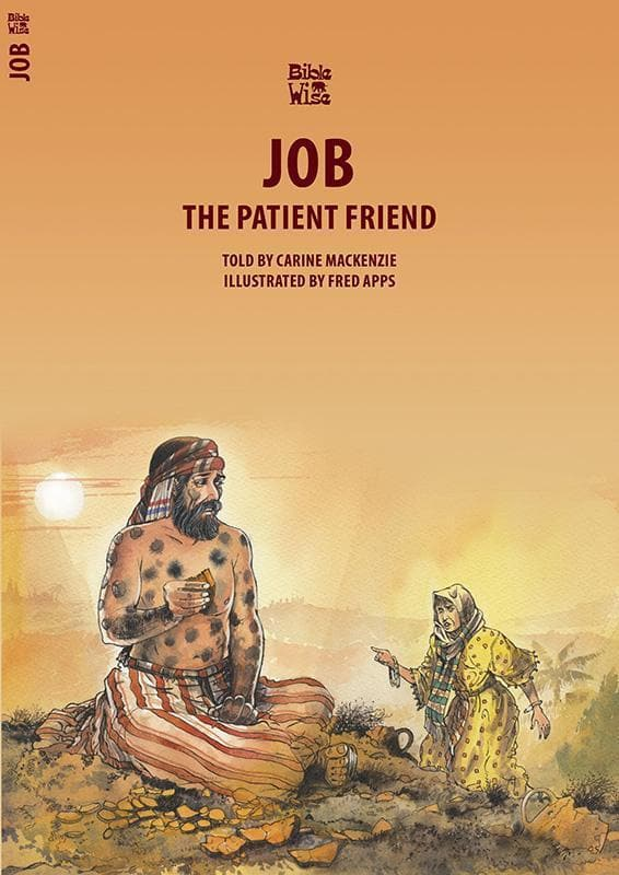 9781781913277-Bible Wise: Job: The Patient Friend-Mackenzie, Carine