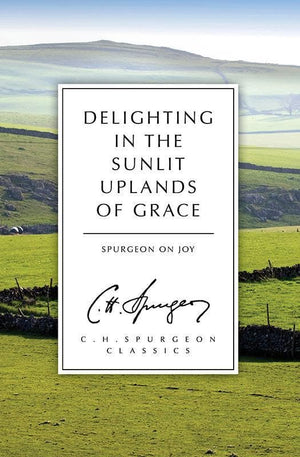 9781781915868-Delighting in the Sunlit Uplands of Grace: Spurgeon on Joy-Spurgeon, Charles Haddon