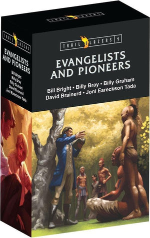 Trailblazer Evangelists & Pioneers Box Set 1 by Various (9781781916346) Reformers Bookshop