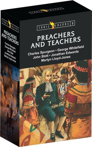 Trailblazer Preachers & Teachers Box Set 3 by Various (9781781916360) Reformers Bookshop