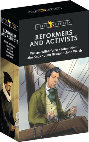 Trailblazer Reformers & Activists Box Set 4 by Various (9781781916377) Reformers Bookshop