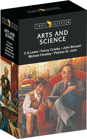 Trailblazer Arts & Science Box Set 6 by Various (9781781916391) Reformers Bookshop