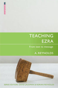 Teaching Ezra: From Text to Message
