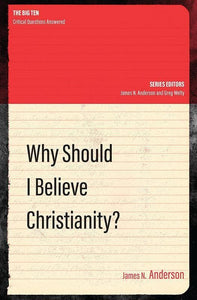 9781781918692-Why Should I Believe Christianity-Anderson, James N.