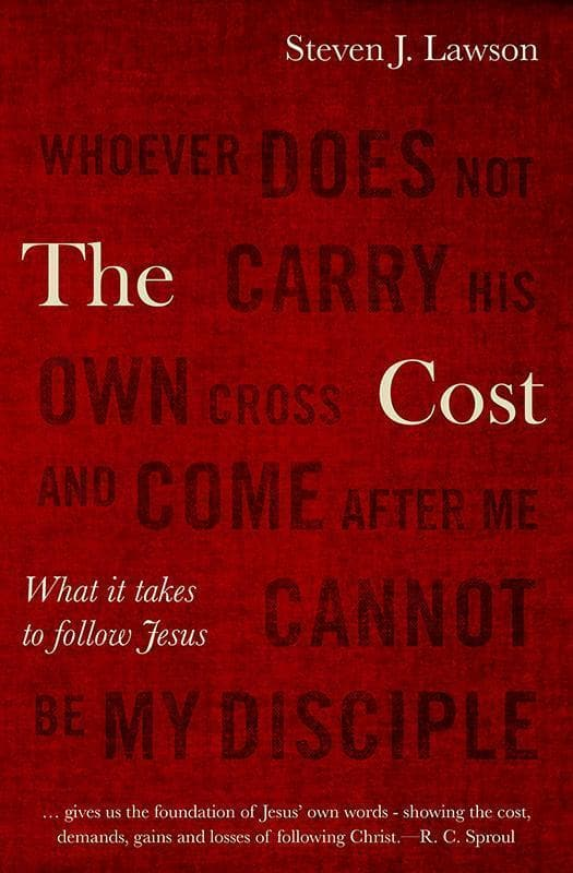 9781781919552-Cost, The: What It Takes to Follow Jesus-Lawson, Steven