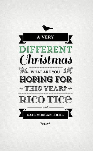9781784980146-Very Different Christmas, A: What are you hoping for this year-Tice, Rico & Locke, Nate Morgan