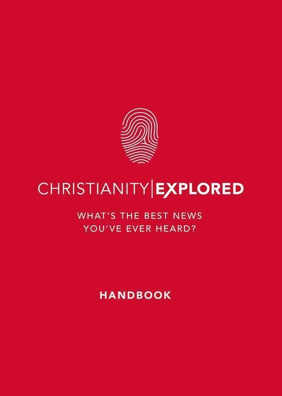 9781784980771-CE Christianity Explored Handbook-Tice, Rico & Cooper, Barry