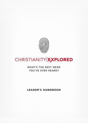 9781784980788-CE Christianity Explored Leader's Handbook-Tice, Rico & Cooper, Barry