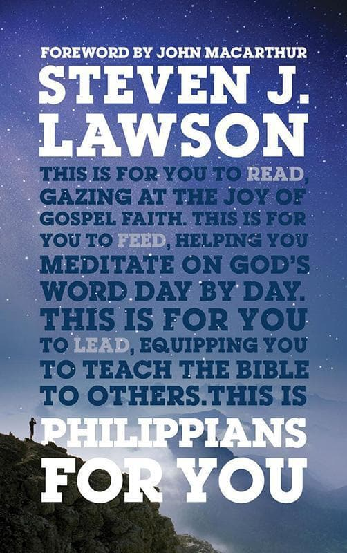 9781784981143-Philippians For You-Lawson, Steven