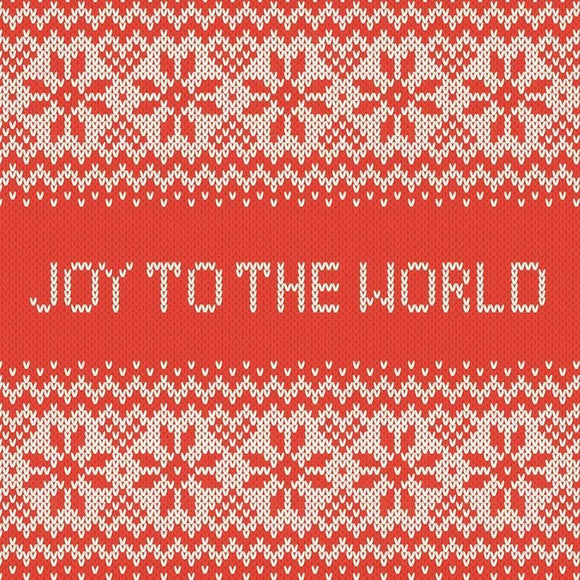 9781784981327-Joy to the World Christmas Cards (6knitred)-