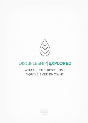 9781784982041-Discipleship Explored DVD-Cooper, Barry