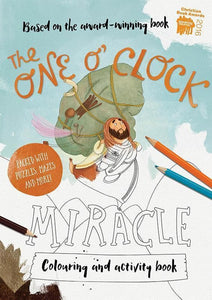 9781784982201-One O'Clock Miracle, The: Colouring and Activity Book-Echeverri, Catalina