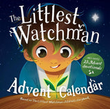 9781784982676-Littlest Watchman, The: Advent Calendar-Mitchell, Alison