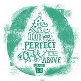 Every Good and Perfect Gift Christmas Cards (6greenstamp)