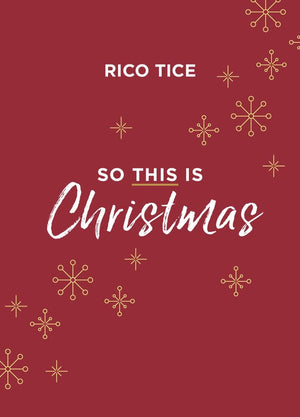 So this is Christmas by Tice, Rico (9781784983499) Reformers Bookshop