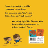 Never Too Little! by Williams, Steph (9781784983697) Reformers Bookshop