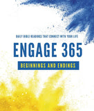 Engage 365: Beginnings and Endings by Mitchell, Alison (9781784984496) Reformers Bookshop