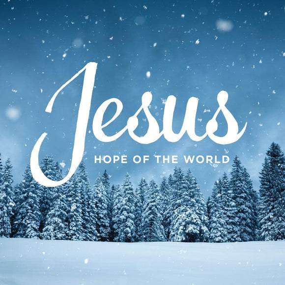 Jesus: Hope of the world (6Jesus)