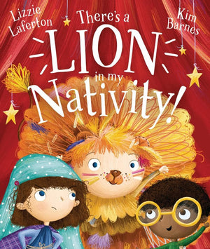 There's a Lion in My Nativity! by Laferton, Lizzy & Barnes, Kim (9781784985325) Reformers Bookshop