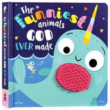 Funniest Animals God Ever Made, The by Greening, Rosie & Lynch, Stuart (9781788930468) Reformers Bookshop