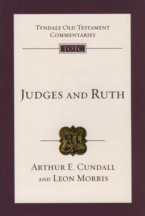 9781844742622-TOTC Judges & Ruth-Cundall, Arthur E. and Morris, Leon