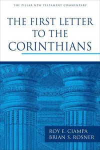 9781844744848-PNTC First Letter to the Corinthians, The-Ciampa, Roy E. and Rosner, Brian S.