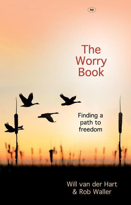 9781844745432-Worry Book, The: Finding a Path to Freedom-van der Hart, Will