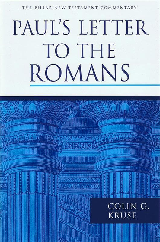 9781844745821-PNTC Paul's Letter to the Romans-Kruse, Colin G.