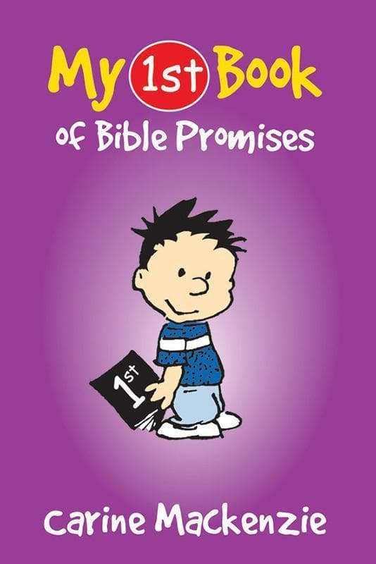 9781845500399-My 1st Book of Bible Promises-Mackenzie, Carine