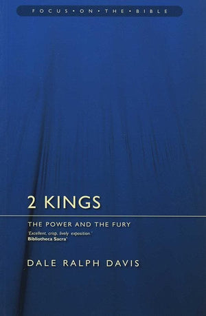 9781845500962-FOTB 2 Kings: The Power and the Fury-Davis, Dale Ralph