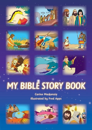 My Bible Story Book by MacKenzie, Carine (9781845501297) Reformers Bookshop