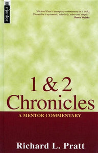9781845501440-Mentor 1 and 2 Chronicles-Pratt, Richard